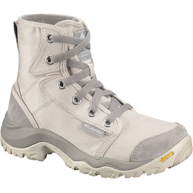Columbia Camden Chukka Chaussures Femme, ancient fossil/grey ice